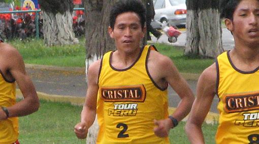 Maratonista Raúl Pacheco es el primer peruano en clasificar a Londres 2012