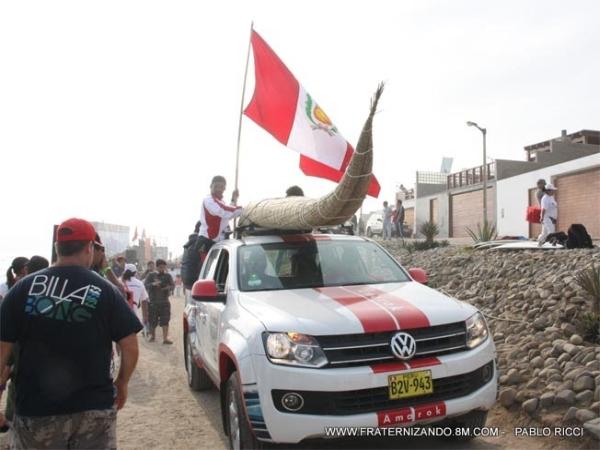 El mundial de tabla desde el punto de vista de un aficionado peruano