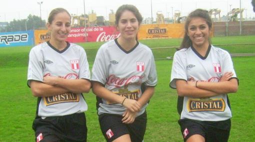 La selección peruana de fútbol femenino jugará la Copa América