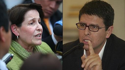 Villarán exhortó al alcalde interino Marco Parra a entregar información sobre las cuentas del municipio