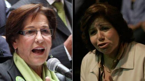 """Susana Villarán habla de las críticas: """"Lourdes Flores me ha herido"""""""