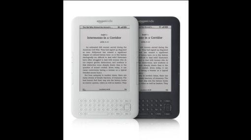 Amazon vende el doble de libros en formato digital que en impreso
