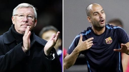 Sir Alex Ferguson quiere que Pep Guardiola sea su sucesor en el Manchester United