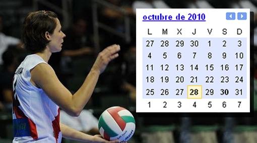 Calendario de los partidos de Perú en el Mundial de Vóley de Japón