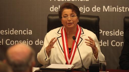 """Beatriz Merino acerca de la frase sobre el Perú en """"Modern Family"""": """"Ningún país tiene que ser ofendido"""""""