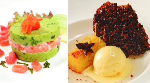 Experimente el arte de combinar platos y vinos en una cena especial