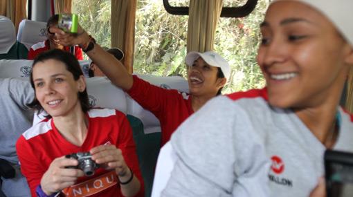 Perú tiene los mejores saques y mates del Mundial