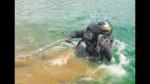 Equipo que busca a ingeniero en lagunas de Yauli batió récord mundial de buceo en altura - Noticias de luis balmelli