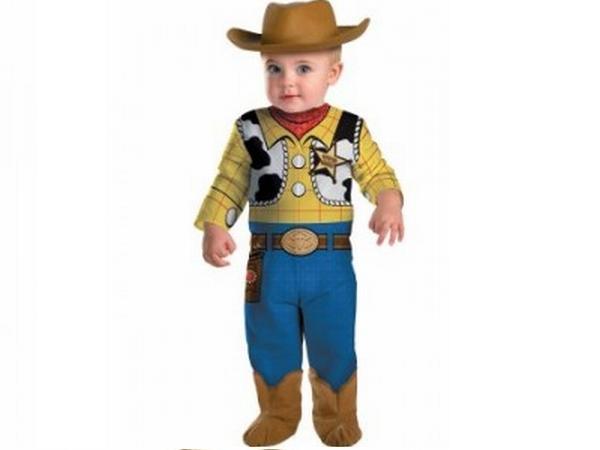 Mira los peores disfraces de Halloween para bebés