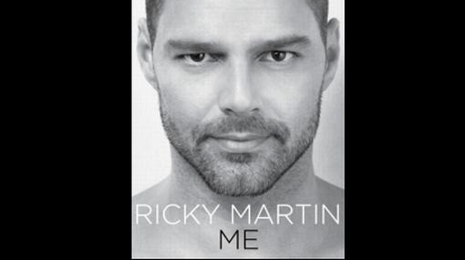 Ricky Martin lanzará a la venta su libro autobiográfico