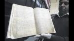 Archivos históricos del Perú corren peligro de desaparecer por falta de recursos - Noticias de sala luna pizarro