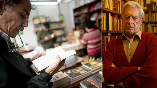 La feria del libro cierra hoy con 7 mil obras de Vargas Llosa vendidas