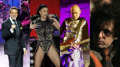 Lluvia de estrellas: noviembre será un mes lleno de conciertos internacionales