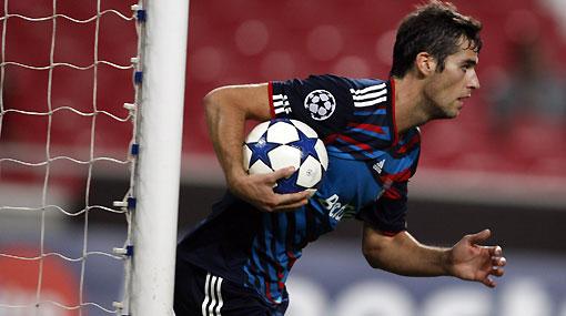 FOTOS: goleadas, patadas y frustraciones en la jornada de la Liga de Campeones