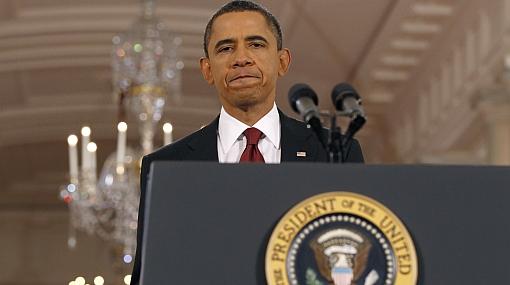 Obama asumió la derrota de los demócratas en elecciones legistalivas