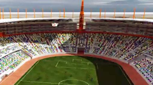 Como en Europa: el nuevo Estadio Nacional no tendrá alambrado en las tribunas
