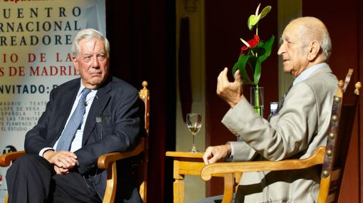 Fernando de Szyszlo representará al presidente García en entrega del Nobel a Vargas Llosa