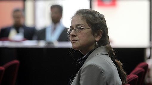 Poder Judicial define hoy libertad de Lori Berenson