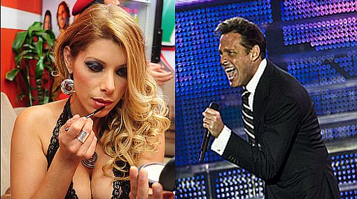 Viviana Rivas Plata recibió varios regalos del cantante Luis Miguel
