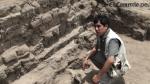 Hallan cuatro fardos funerarios de niños incas en Pachacámac - Noticias de sonia infante