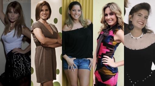 Las 10 presentadoras más bellas de la televisión peruana
