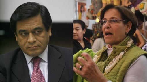 """""""Villarán desconoce o repite argumentos de la dirigencia del Sutep"""""""