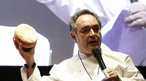 """Ferrán Adrià: """"La gastronomía es el nuevo rock and roll"""""""
