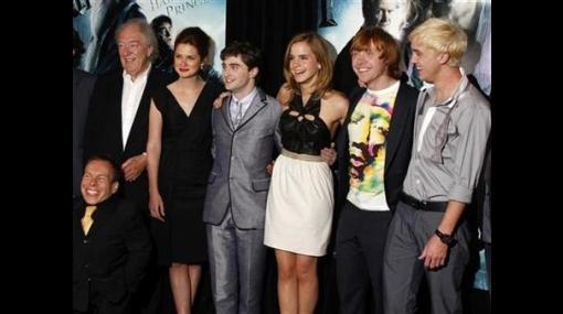 Harry Potter comienza a despedirse en el cine