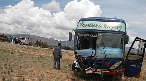 Accidente que acabó con la vida de dos escolares en el Cusco es el sexto en el mismo tramo