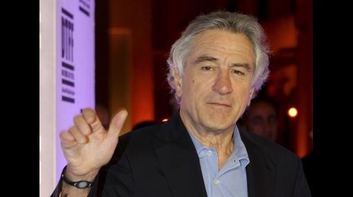 Robert De Niro recibirá un Globo de Oro por toda su carrera