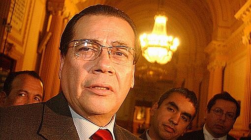 Enrique Mendoza fue elegido como nuevo presidente del Poder Judicial