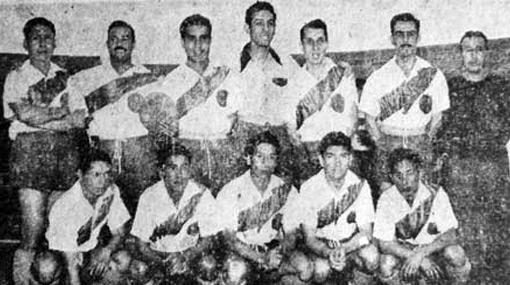 Hace 60 años el 'Muni' logró su último título nacional
