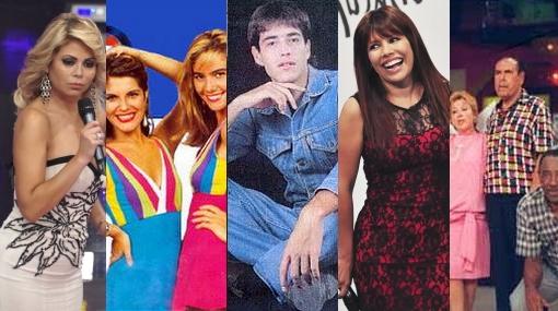 Los 10 programas más exitosos de la televisión peruana