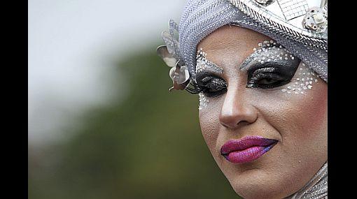 FOTOS: homosexuales en Río de Janeiro marcharon para defender sus derechos