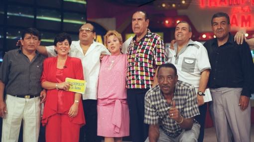 """""""Trampolín a la fama"""" es el programa más exitoso de la TV peruana"""