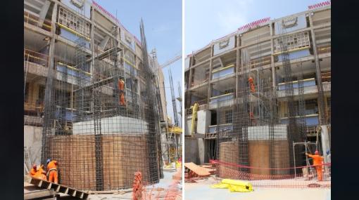 La torre sur del Estadio Nacional tendrá un restaurante y un mirador