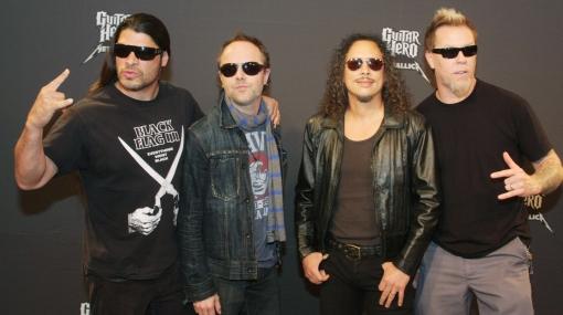 Metallica anuncia nuevo disco y evalúa una gira mundial con los 'Big Four'