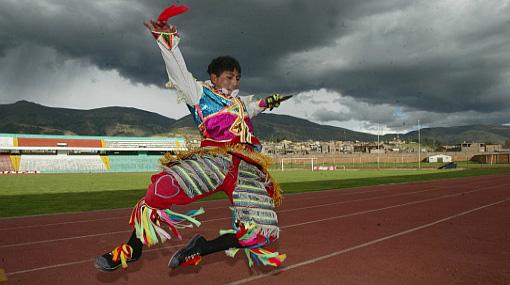 La danza de tijeras fue declarada Patrimonio Inmaterial de la Unesco