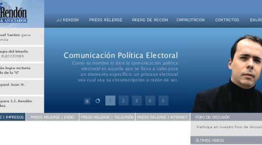 ¿Quién es JJ Rendón, el controvertido publicista contratado por Luis Castañeda?