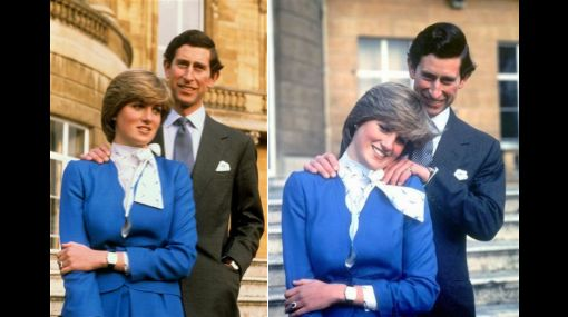 FOTOS: el anillo de compromiso de Kate Middleton adornó la mano de Lady Diana