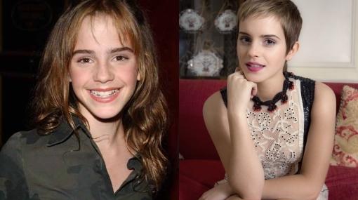 FOTOS: la encantadora Emma Watson a través de los años