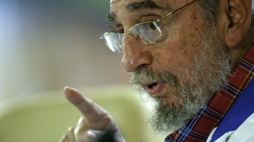"""Fidel Castro sobre crisis en Egipto: """"Ni EE.UU. podrá salvar a Mubarak"""""""