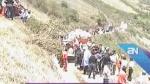 Accidente fatal: 17 pasajeros murieron tras caída de un bus interprovincial en Andahuaylas - Noticias de maribel sanchez vargas