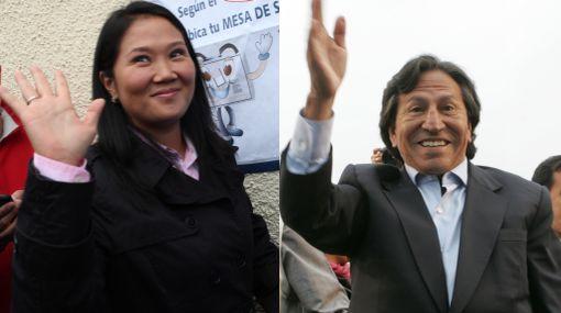 Keiko Fujimori y Toledo igualan en el segundo lugar con 20%, según encuesta nacional de El Comercio