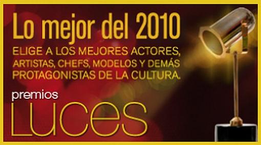 Premios Luces 2010: elija a las figuras más destacadas de este año
