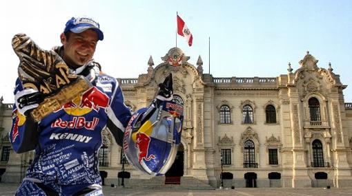 El IPD hace gestiones para que el Rally Dakar 2012 concluya en Lima