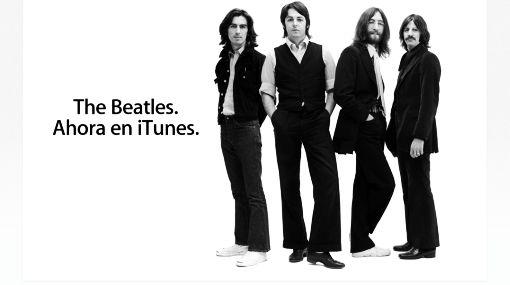 The Beatles venden más de 5 millones de canciones digitales en iTunes