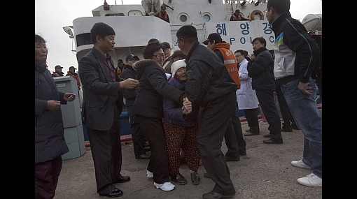 Encontraron a dos civiles muertos en el ataque norcoreano