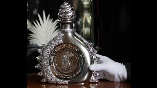 La botella de tequila más cara del mundo cuesta 3,5 millones de dólares
