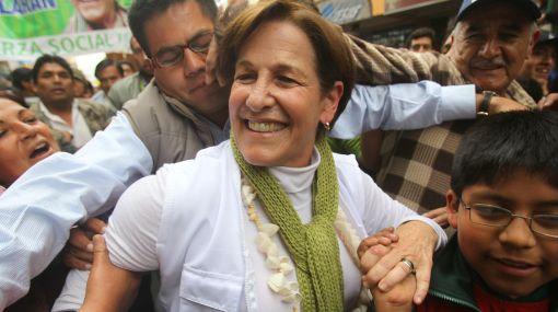 """Susana Villarán: """"Siempre prefiero un pisco quebranta puro, una mulita"""""""